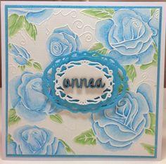 Sinisiä ruusuja   Flickr - Photo Sharing!