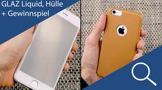 Mit GLAZ Liquid und den GLAZ Cases ist dein iPhone vorn und hinten bestens geschützt.  Quelle YouTube KCINTECH https://www.youtube.com/watch?v=xpxZeqWseow