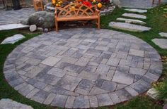 Do It Yourself Stones Patios | Pacific Paving Stone