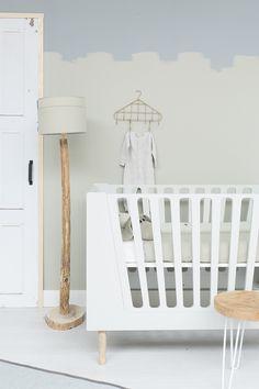Babyroom - Nursery - Babykamer - Babystyling - Pastel - Babybed - Ledikant - Wiegje Baby