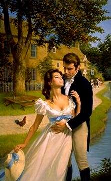 Elaine Gignilliat's Online Catalog: Our Tabby by MAGGIE MACKEEVER Historical Romance Novels, Romance Novel Covers, Romance Art, Fantasy Romance, Couples In Love, Romantic Couples, Romantic Paintings, Estilo Pin Up, Book Cover Art