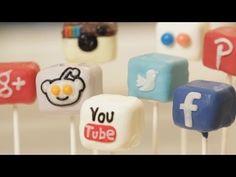 SOCIAL MEDIA CAKE POPS - NERDY NUMMIES