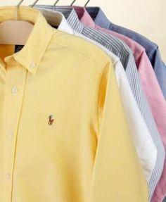 Favorite shirt, Ralph Lauren Polos