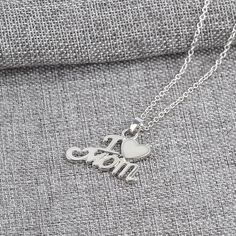 """""""I LOVE MOM"""" Luminous Heart Necklace For Mother's Day Gift – Gifts For Her, Gifts For Mothers, Gifts For Mom, Gifts For Wife, Mothers Days Gifts For Mom, Mothers Days Gifts Idea Gifts For Your Mom, Perfect Gift For Mom, Gifts For Wife, Mother Day Gifts, Gifts For Mom, I Love Mom, Meaningful Gifts, Chain Pendants, Mothers"""
