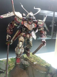 Gunpla Builders World Cup (GBWC) 2015 Singapore - Winners Announced! 1st Place Champion Modeler: Jaef Liang Build Name: The Nemesis...