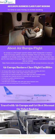 8 Air Europa Business Class Ideas Business Class Business Class Flight Class