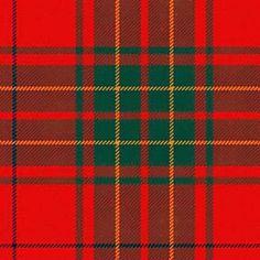 Tartan Tuesdays - Clan Burnett