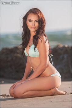 Native Ocean Photography, Model: Megan, MUA: Lauren Reid