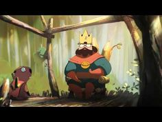 Le Royaume - The United. Read full article: http://webneel.com/video/le-royaume-united-0 | more http://webneel.com/video/2d-short-films | more videos http://webneel.com/video/animation | Follow us www.pinterest.com/webneel