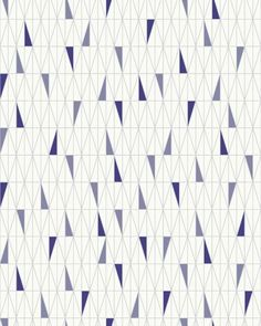 Sven Markelius; 'Ratio' Textile Pattern , 1950s.