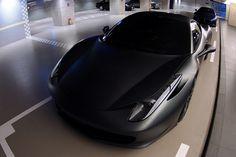 Ferrari | All Black, all day, all night...