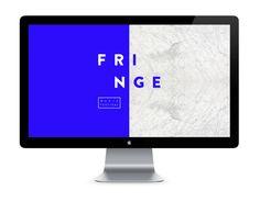 Fringe - music festival on Branding Served