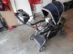 #Baby #Trend Sit N Stand #Double #Stroller -