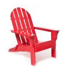 Foldable Adirondack Red design inspiration on Fab.