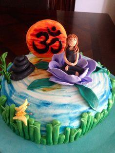 Meditation cake