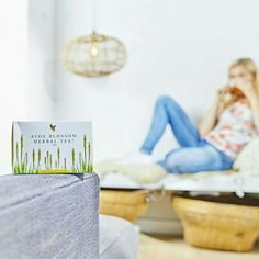 Aloe Blossom Herbal Tea, Forever Living Products, Herbalism, Place Cards, Place Card Holders, Live, Herbal Medicine