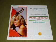 Mexicali Brass Album. Cool Music ! by Montyhallsshowcase on Etsy
