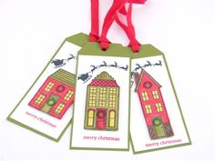 Stampin' Up! Holiday Home Featured Scrapbook and Cards Post ...