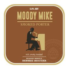 Moody Mike – Stouts & Porters – Smoked Porter 5.0% B&K Food Pairing: Roast Butternut Squash Risotto or B&K Beef Bourguignon  In celebration of the unusual musical instrument called a Mellotron    Visit http://www.brewhouseandkitchen.com/sutton-coldfield for more details!