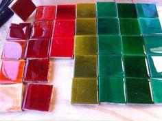Gekleurde coating