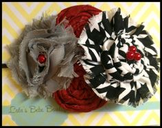 Baby Girl HeadbandUniversity of Alabama by LolasBebeBowtique, $16.00