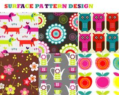Patterns by Marie Perkins