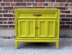 avacado green/refurbished furniture
