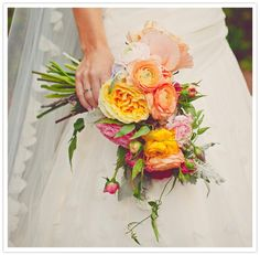 Design Your Own Wedding Bouquet