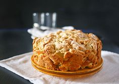Irish Apple Cake. I have never heard of this recipe, but I will certainly be making it!