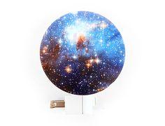 Galaxy Night Light