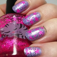 Eat Sleep Polish Truly Outrageous over Flutterina