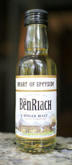 BenRiach Heart of Speyside Single Malt Scotch Whisky