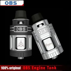 Cheap engine cooling system works, Buy Quality cigarette dispenser directly from China engine twin Suppliers: Original OBS Engine RTA RBA Tank Top Filling and Airflow Control Rebuild Deck OBS Engine Atomizer E- Cigarettes Cool Things To Buy, Stuff To Buy, Brand Names, Consumer Electronics, Engineering, Deck, The Originals, Electronic Cigarettes, Tank Tank