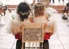 まるで天使!子供が活躍する結婚式・挙式の演出まとめ