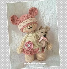 pop teddy, eigen patroon https://www.facebook.com/sapie.vanschepen.7