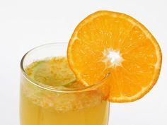 tangerine dream champagne cocktail