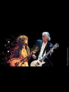 Jimmy Page Reflection of Time