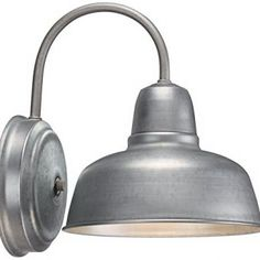 Urban-Barn-11-14-High-Galvanized-Indoor-Outdoor-Wall-Light-0-3