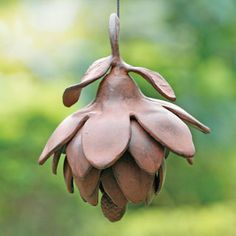magnolia chime ~ Make out of pottery