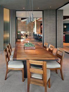 Copper Sky by Swaback Partners. Like this table and chairs