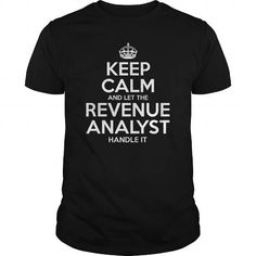 Cool  Revenue Analyst Shirts & Tees