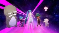 Pharrell And Hatsune Miku, Together At Last and i JUst discover it today