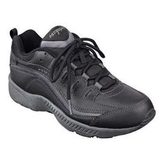Women's Easy Spirit Romy Walking Shoe /Dark Grey (US Women's N (Narrow))