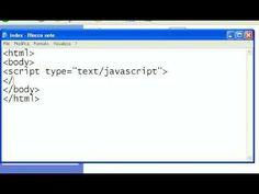 Tutorial-1-Imparare Javascript - #Corso #HTML #Imparare #ITA #Italiano #Javascript #Lezione #Lezioni #Linguaggio #Online #Programma #Programmare #Programmazione #Tutorial #Video #Web http://wp.me/p7r4xK-Qi