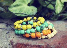 Items similar to Stackable Acai Seed Beaded Bracelet - one bracelet on Etsy Seed Bead Bracelets, Seed Beads, I Shop, Seeds, Etsy, Beads, Grains, Beading, Pony Bead Bracelets