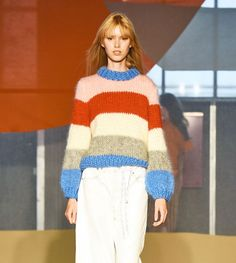 Shop Our Edit of the Best Rainbow Knits to Buy Now via @WhoWhatWearUK