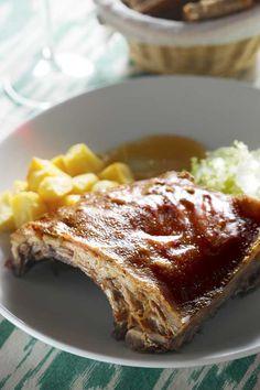 Chicken Salad Recipes, Lasagna, French Toast, Menu, Breakfast, Ethnic Recipes, Food, Wings, Pork