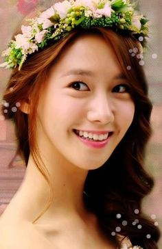Cutie Yoona with the perfect smile!   @KromeRadio