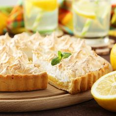 Natvia is a Stevia sweetener made from natural sweeteners and a healthy sugar substitute. Healthy Sugar, Healthy Treats, Sugar Free Recipes, Sweet Recipes, Tart Shells, Lemon Meringue Pie, Food Articles, Sugar And Spice, Sweet Tooth