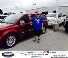 #HappyBirthday to Trey from Mark Gill at Huffines Chrysler Jeep Dodge Ram Lewisville!  https://deliverymaxx.com/DealerReviews.aspx?DealerCode=XMLJ  #HappyBirthday #HuffinesChryslerJeepDodgeRamLewisville